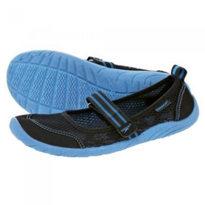 Pantofi Speedo piscina pentru femei Pool Runner-negru-big