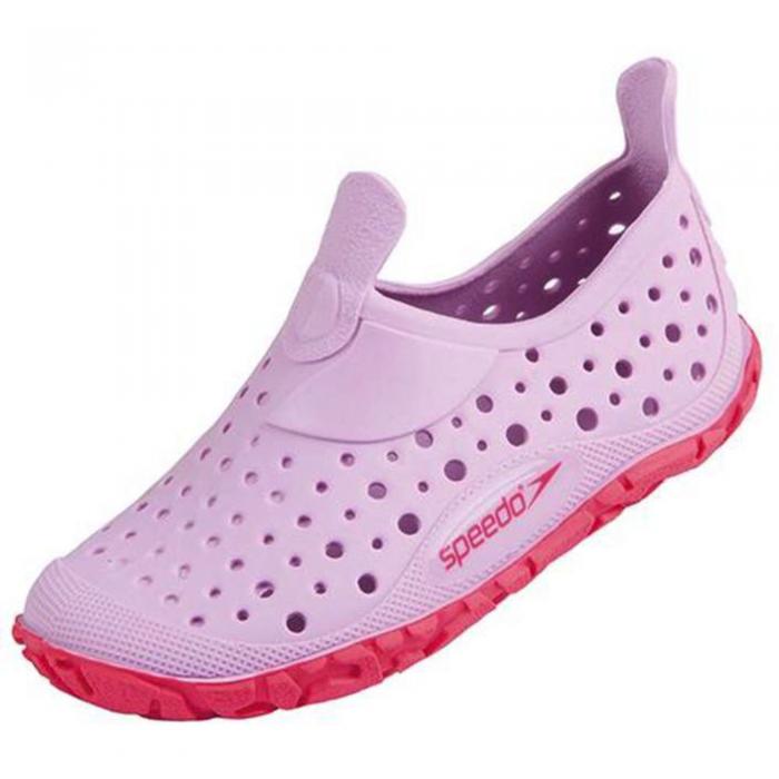 Pantofi Speedo plaja/piscina copii Jelly , mov-big