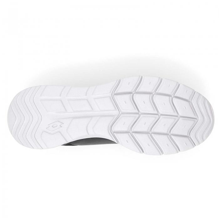 Pantofi sport barbati Lotto Megalight ultra negru/alb-big