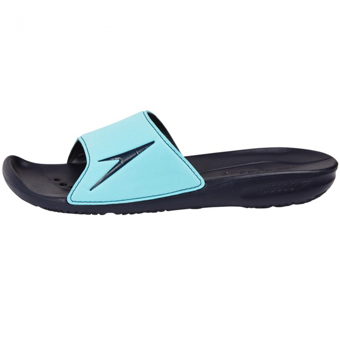 Papuci pentru barbati Speedo Atami II albastru/bleumarin-big