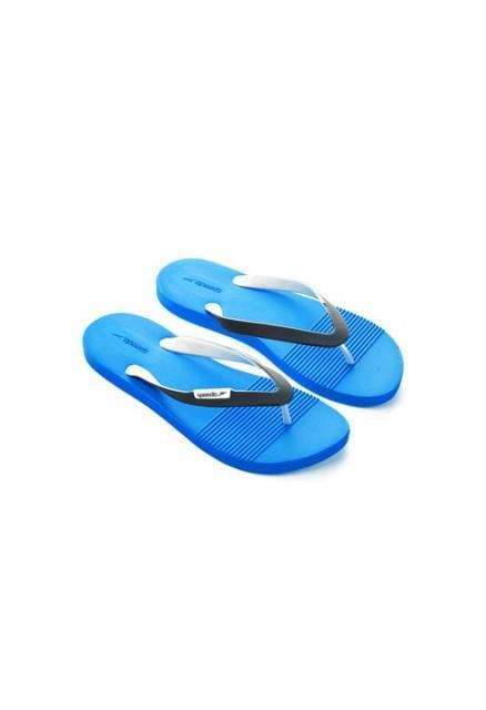 Papuci Speedo barbati Saturate II albastru/gri-big