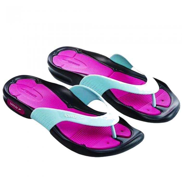 Papuci Speedo femei Pool Surfer mov-big
