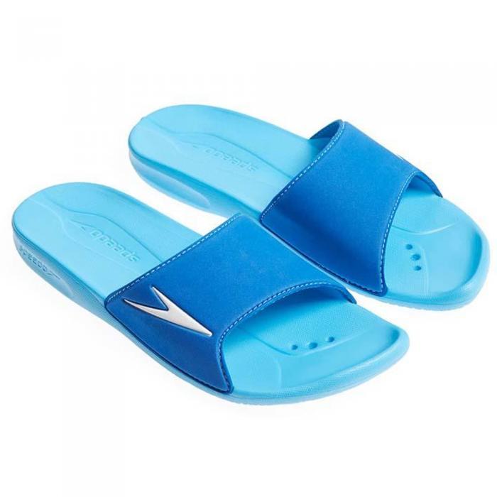 Papuci Speedo pentru barbati Atami II albastri-big