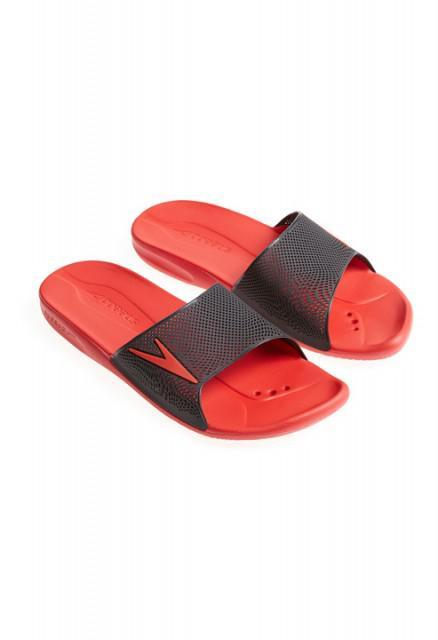 Papuci Speedo pentru barbati Atami II max rosu/negru-big