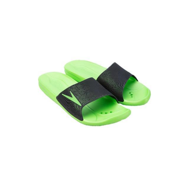 Papuci Speedo pentru barbati Atami II max verde/negru-big