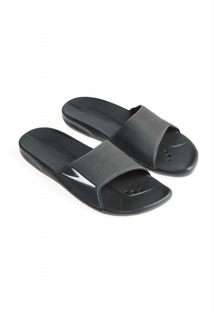 Papuci Speedo pentru barbati Atami II negru/alb-big
