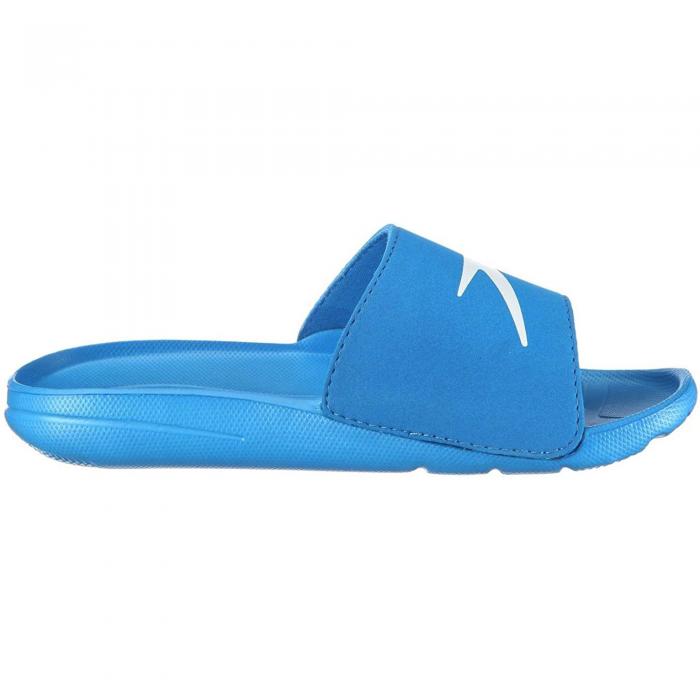 Papuci Speedo pentru copii Atami Core albastru-big
