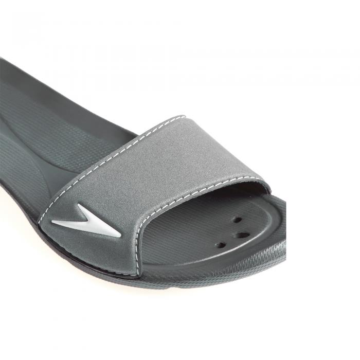 Papuci Speedo pentru femei Atami II charcoal/alb-big