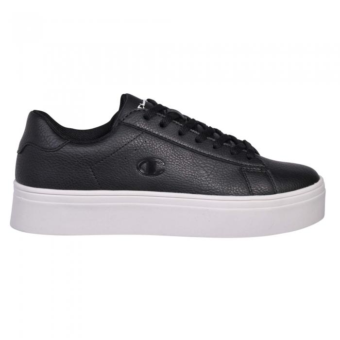 Pantofi sport femei Champion Mid Cut Shoe ALEX PLATFORM negru-big
