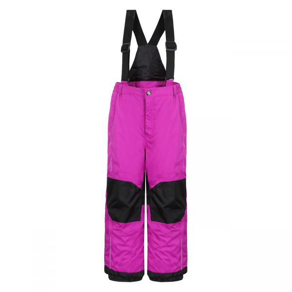 Salopeta ski copii Ice Peak Jael violet-big