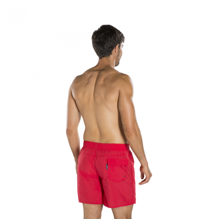 Sort de baie Speedo Solid Leisure Rosu-big