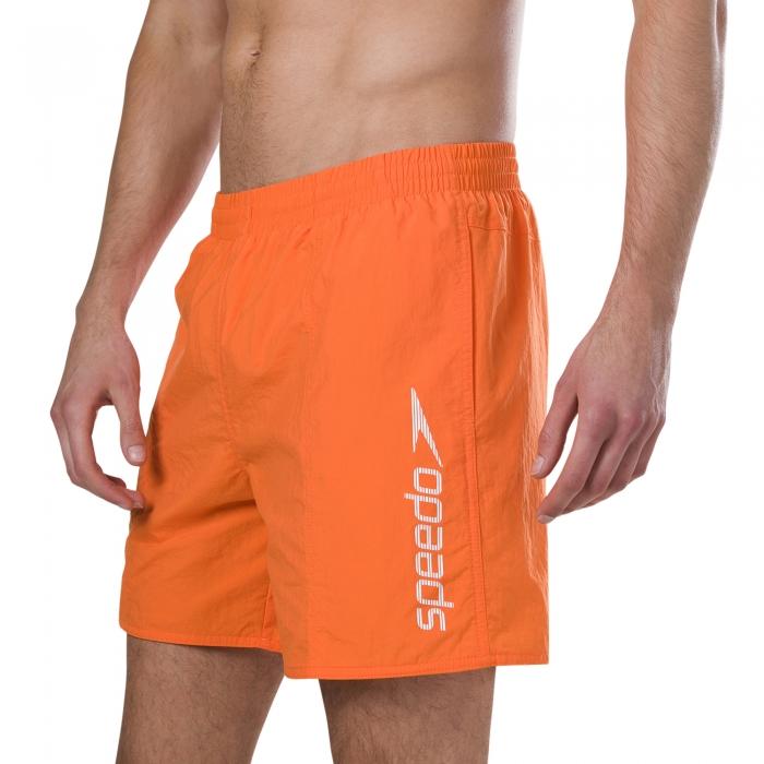 Sort Speedo pentru barbati Scope portocaliu-big