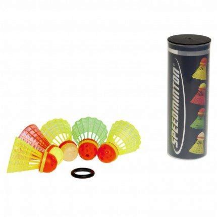 Set Fluturasi Speedminton® Tube MIX 5 buc-big