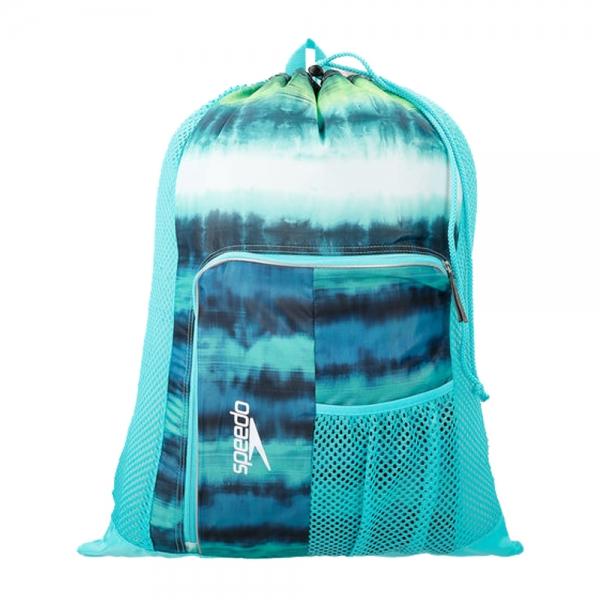 Saculet de plasa pentru accesorii Speedo Deluxe albastru-big
