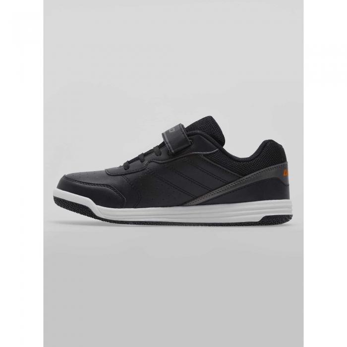 Pantofi sport copii Lotto SET ACE XII JR SL negru-big