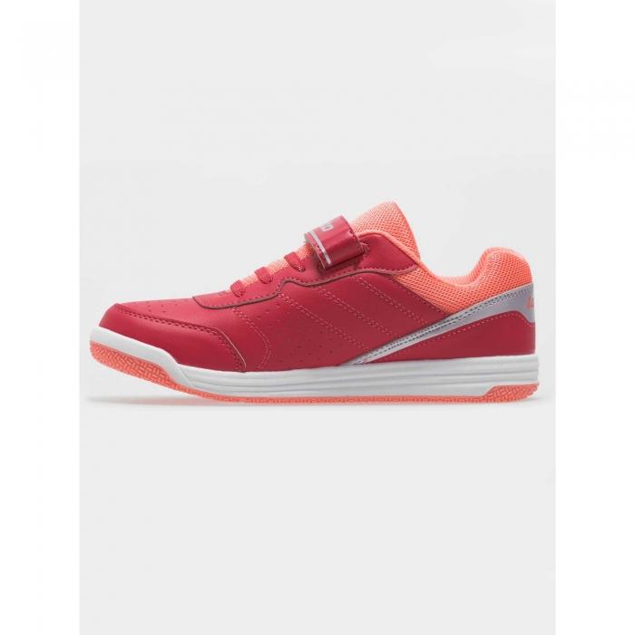 Pantofi sport copii Lotto SET ACE XII JR SL roz-big