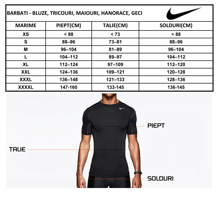 Tricou barbati Nike M NK DRY TOP SS ACDMY-big