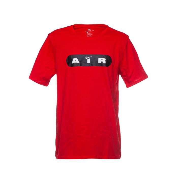 Tricou barbati Nike NSW TEE AIR PILL rosu-big