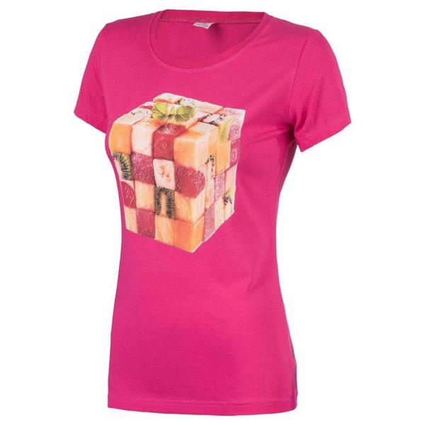 Tricou femei Brille Fruits roz-big