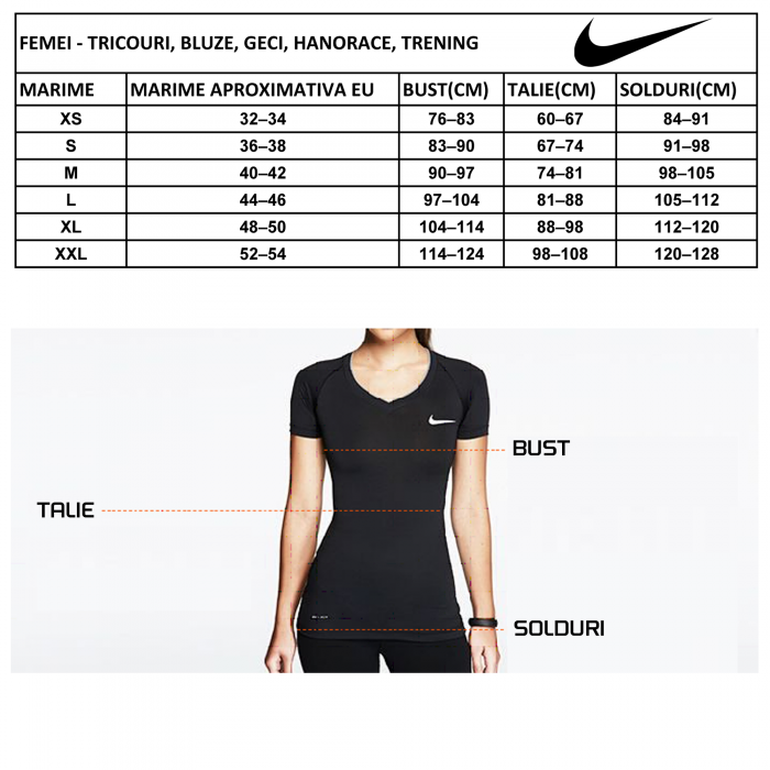 Tricou femei Nike W NP SS ALL OVER MESH-big
