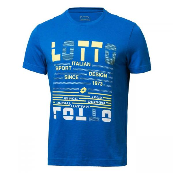 Tricou Lotto barbati L73 II TEE LOGO PLUS-big