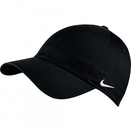 Sapca unisex Nike  HERITAGE 86 CAP negru