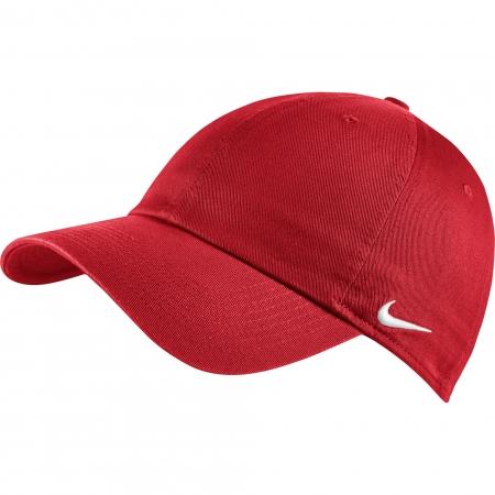 Sapca unisex Nike  HERITAGE 86 CAP rosu
