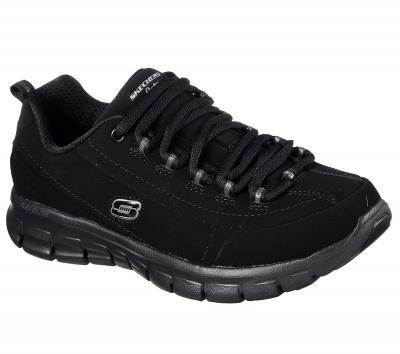 Pantofi dama Skechers Synergy Trend Setter BBK