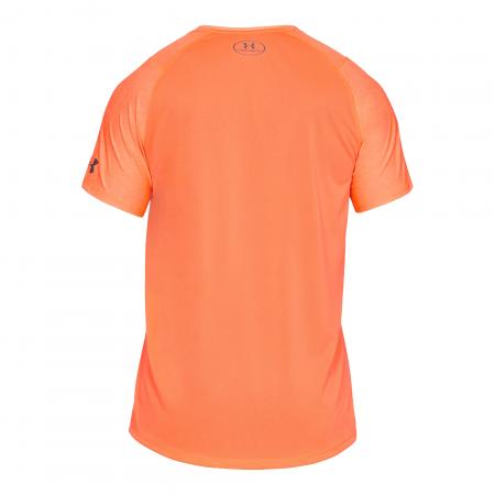 Tricou sport barbati Under Armour MK1 SS portocaliu