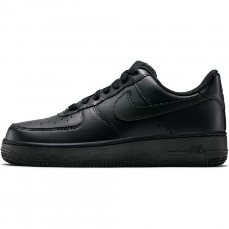 Pantofi sport femei Nike WMNS AIR FORCE 1 '07 negru