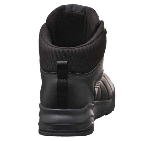 Pantofi sport inalti barbati Puma Desierto Sneaker L  negru1
