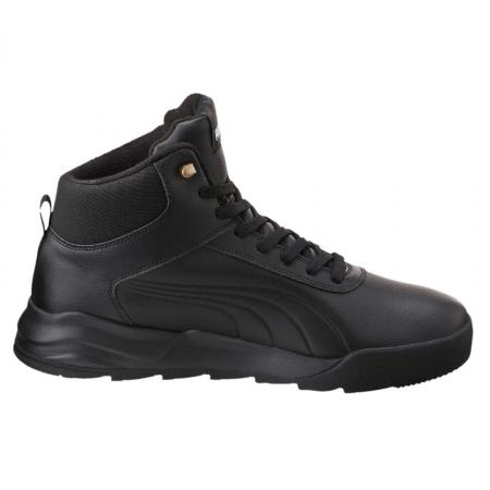 Pantofi sport inalti barbati Puma Desierto Sneaker L  negru3