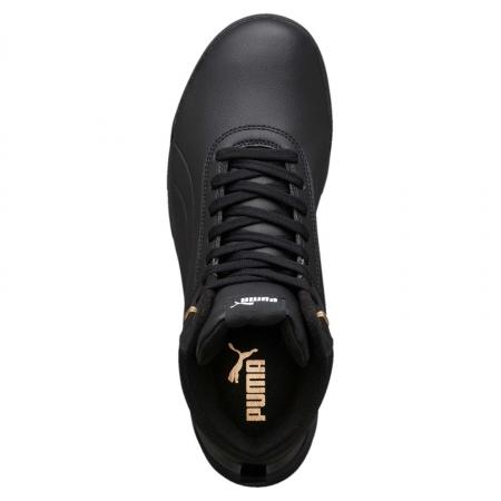 Pantofi sport inalti barbati Puma Desierto Sneaker L  negru4