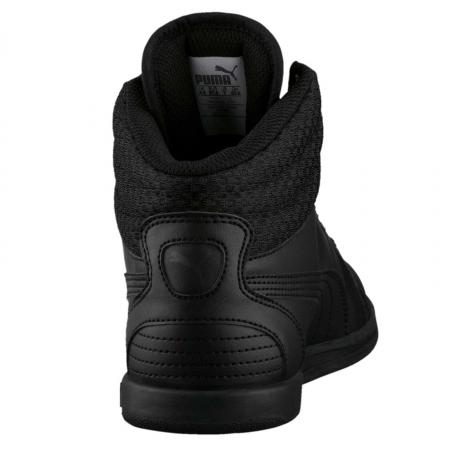 Pantofi sport inalti femei Puma Ikaz Mid v2 negru1