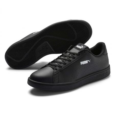 Pantofi sport femei Puma Smash v2 L Perf negru