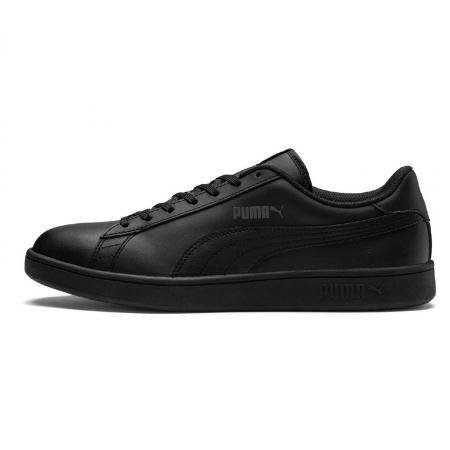 Pantofi sport barbati Puma Smash v2 L negru2