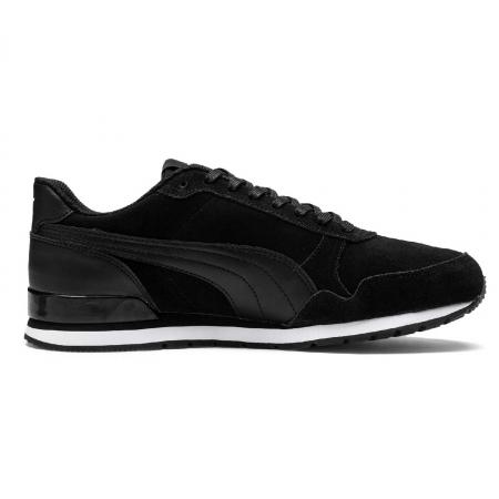 Pantofi sport  barbati Puma ST Runner v2 SD negru4