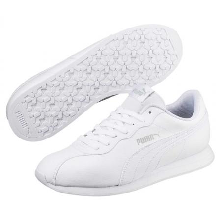 Pantofi sport barbati Puma Turin II alb