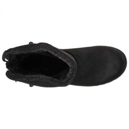 Cizme de iarna Skechers KEEPSAKES 2.0 - Hearth negru4