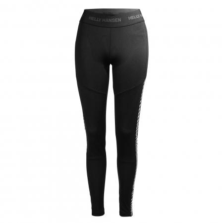 Pantaloni termici femei Helly Hansen W HH LIFA negru