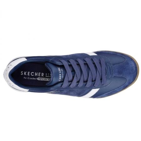 Pantofi sport barbati Skechers zinger-scobie bleumarin5