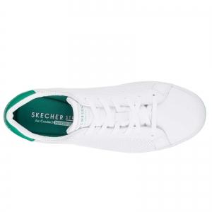 Pantofi sport barbati Skechers HI-LITE GNIRPS alb/verde4
