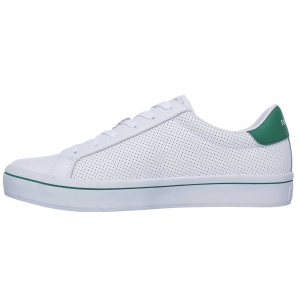 Pantofi sport barbati Skechers HI-LITE GNIRPS alb/verde2