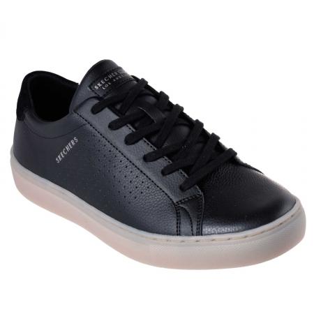 Pantofi casual barbati Skechers Side Street- Ostmoor negru