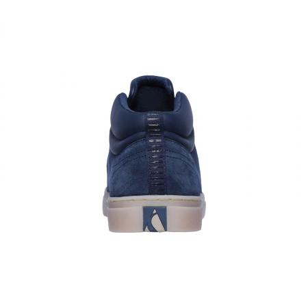 Pantofi casual barbati Skechers Side Street- Hablow bleumarin6