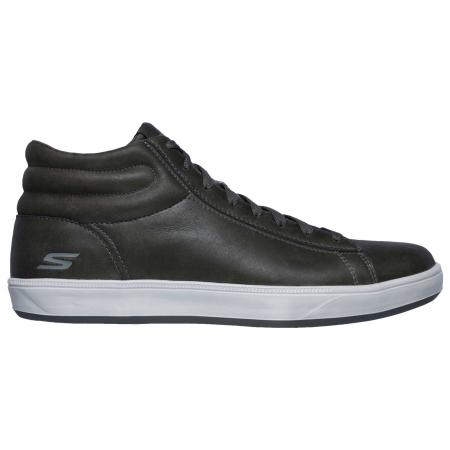 Pantofi casual barbati Skechers Go Vulc 2 gri2