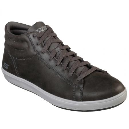 Pantofi casual barbati Skechers Go Vulc 2 gri0