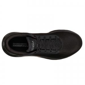 Pantofi sport barbati Skechers Go Walk Max-Effort negru4