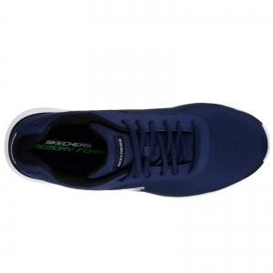 Pantofi sport barbati Skechers STRIGIL bleumarin4