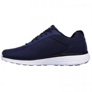 Pantofi sport barbati Skechers STRIGIL bleumarin2